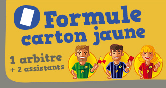 Formule carton jaune